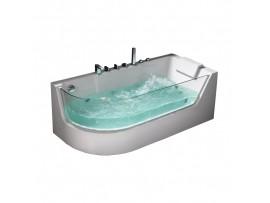 Гидромассажная ванна Frank F 105 L (170x80x58)