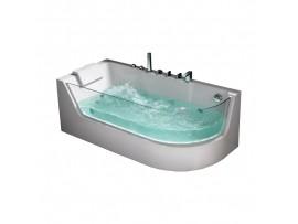 Гидромассажная ванна Frank F 105 R (170x80x58)