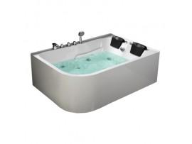 Гидромассажная ванна Frank F 152 L (170x120x60)