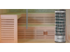 Финская сауна с электропечью Frank F 875 (250x170x210)