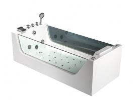 Гидромассажная ванна Frank F 104 (180x80x58)