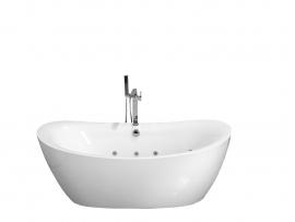 Гидромассажная ванна Frank F 162 (180x85x68)