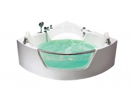 Гидромассажная ванна Frank F 164 (140x140x60)