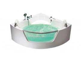 Гидромассажная ванна Frank F 165 (150x150x60)